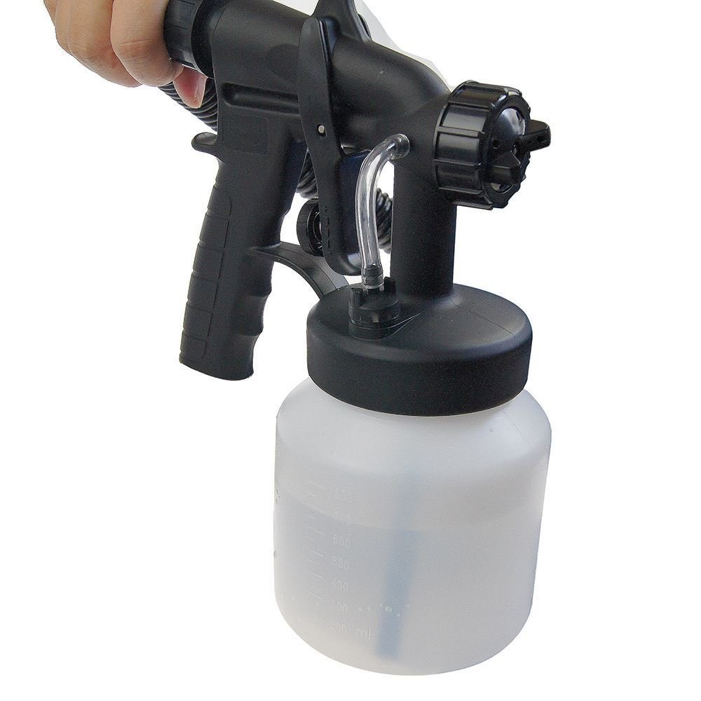 Electric Paint Sprayer Fence Spray Zoom Gun Diy Tool Painting Indoor Outdoor Horusdy Quality