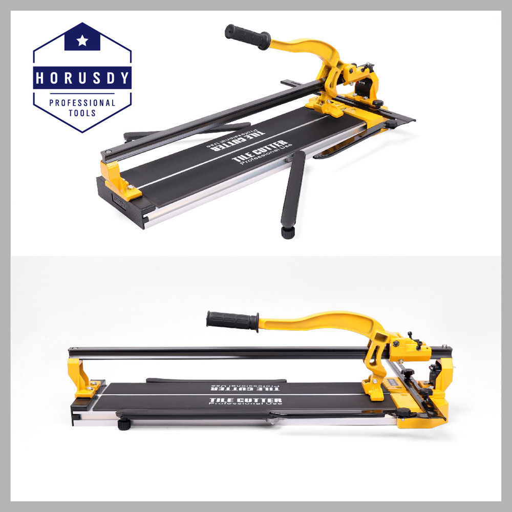 600mm Manual Tile Cutter Laser Guide Home Pro Tile Cutting