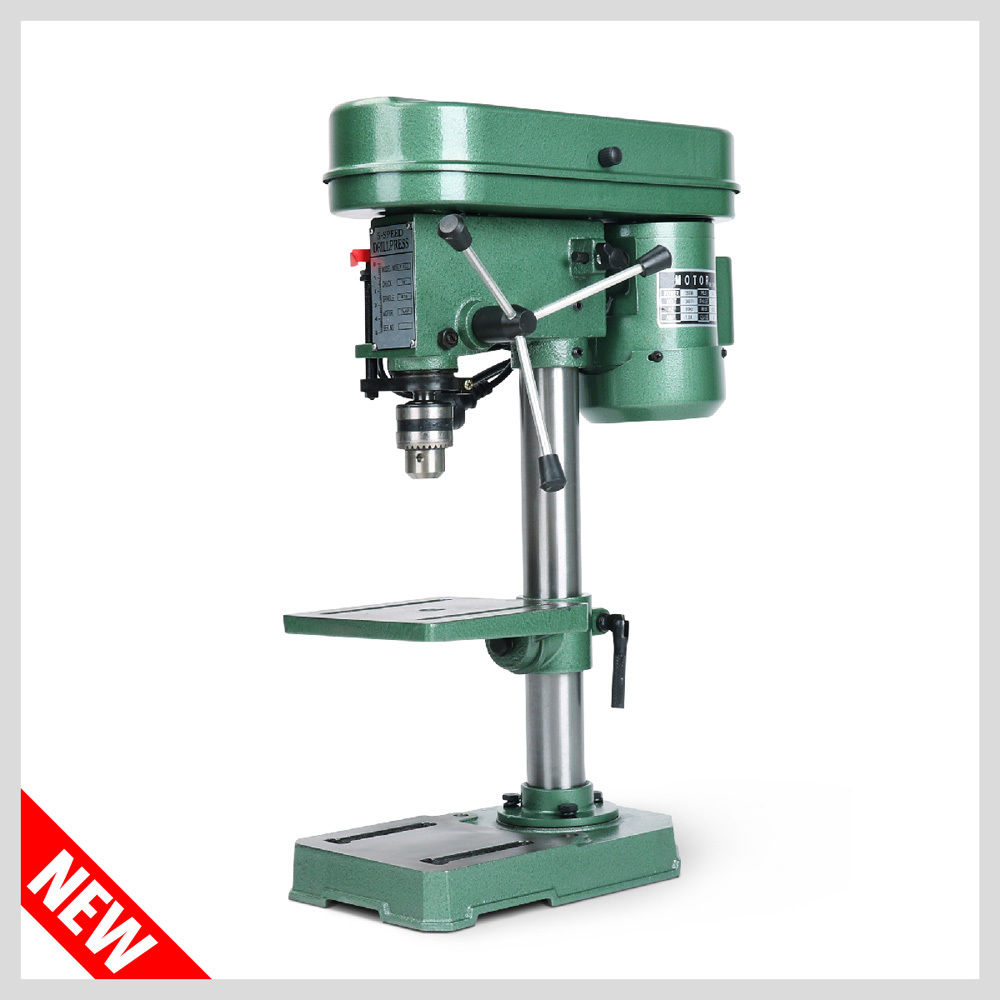 Heavy Duty Bench Drill Press Bench Mounted 5 Speed 250W Chuck Size 1.5-13mm New
