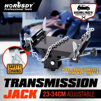 New Transmission Jack Adapter 500KG Automotive Removal Gearbox Trolley Adaptor
