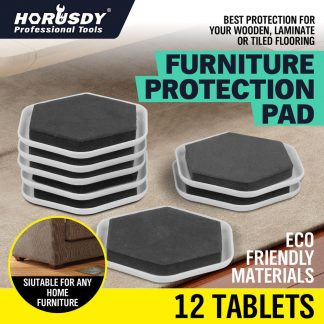 Extra Large Furniture Protection Pads Cushions Protector Self Adhesive