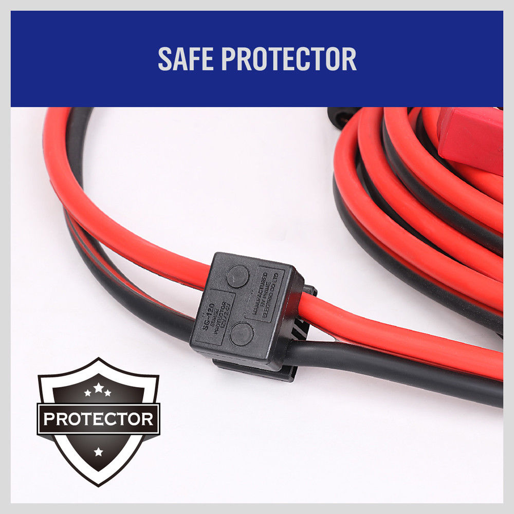 Best Amp For Car Battery Cables